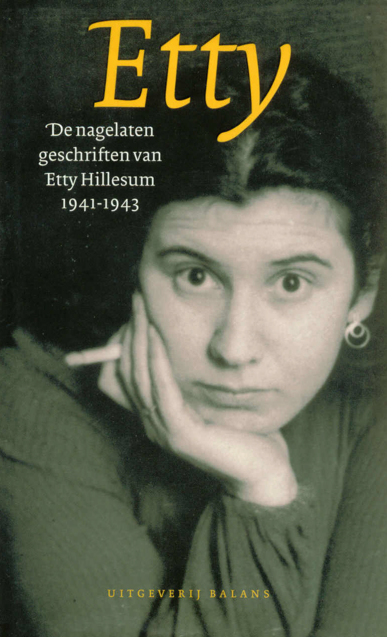 Etty Hillesum's quote #3