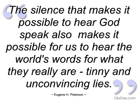 Eugene H. Peterson's quote #7