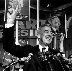 Eugene McCarthy's quote #3