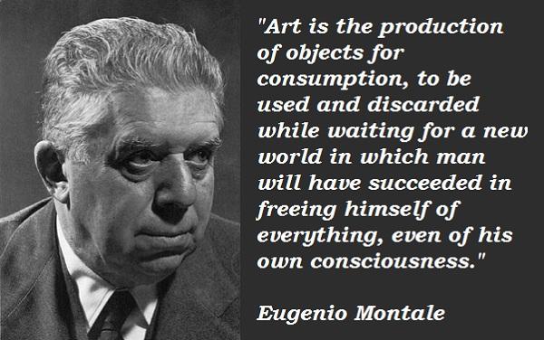 Eugenio Montale's quote #6