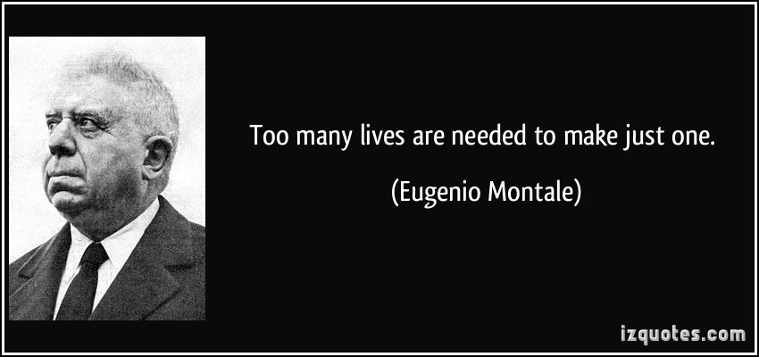 Eugenio Montale's quote #2