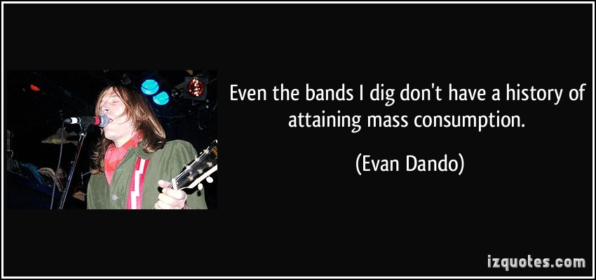 Evan Dando's quote #7