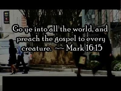 Evangelism quote #1