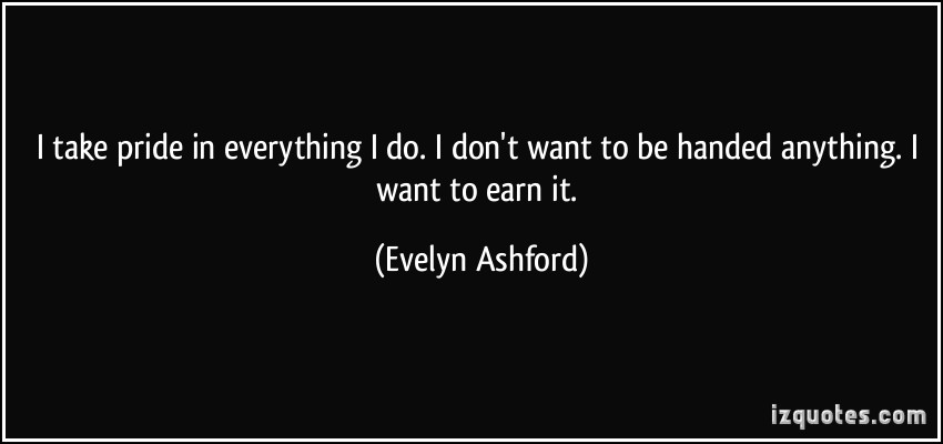 Evelyn Ashford's quote #6