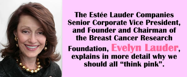 Evelyn Lauder's quote #2