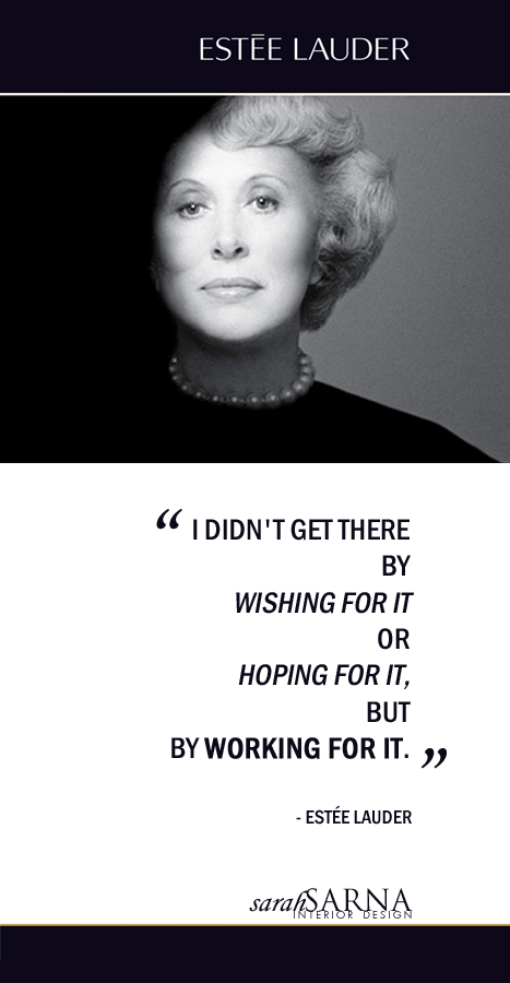 Evelyn Lauder's quote #8