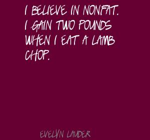 Evelyn Lauder's quote #3