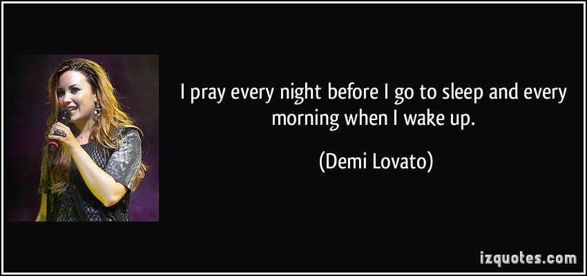 Every Night quote #1
