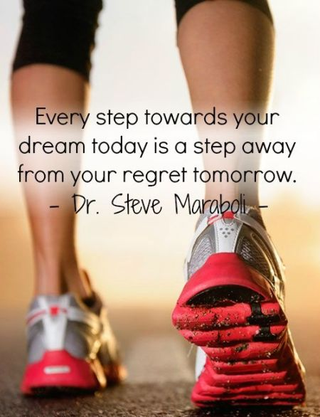 Every Step quote #2