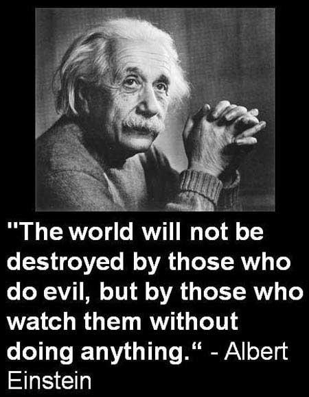 Evils quote #4