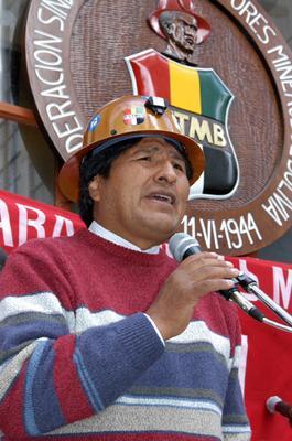 Evo Morales's quote #2