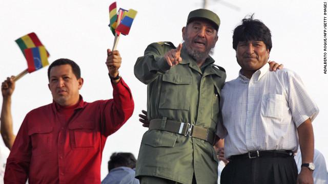 Evo Morales's quote #3