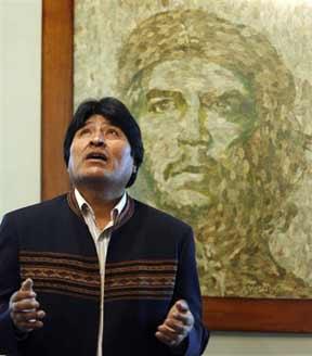 Evo Morales's quote #6