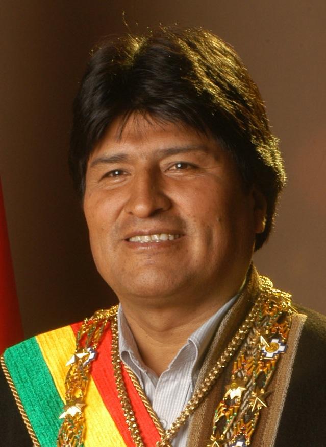 Evo Morales's quote #7