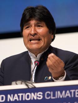 Evo Morales's quote #5