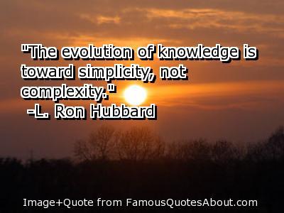 Evolution quote #3