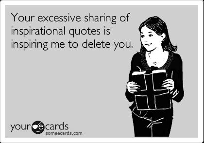Excessive quote #1