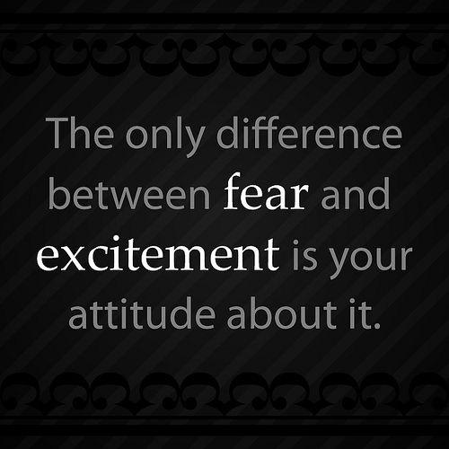Excitement quote #3