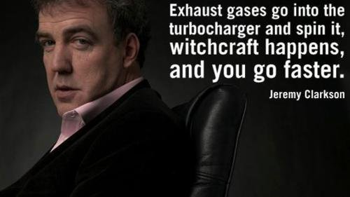 Exhaust quote