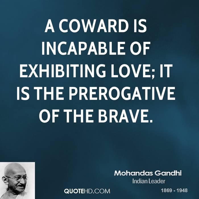 Exhibiting quote #2