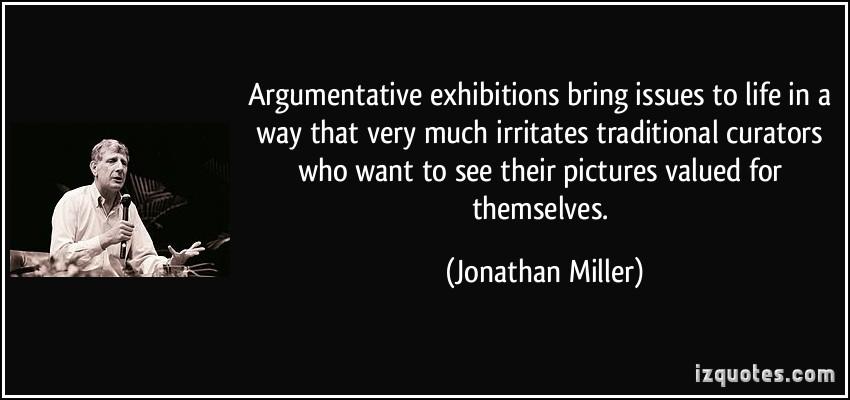 Exhibitions quote #2