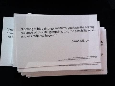 Exhibitions quote #1