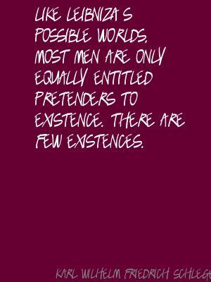 Existences quote #2
