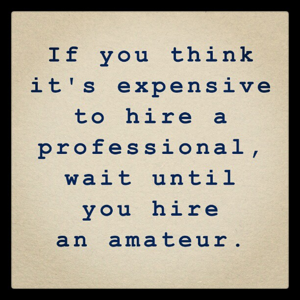 Expensive quote #7