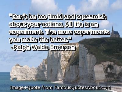 Experiment quote #3