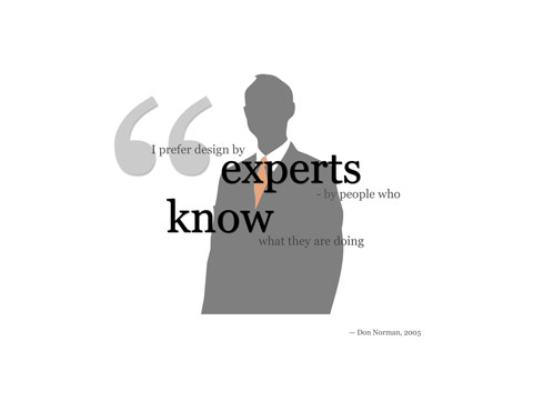 Experts quote #1