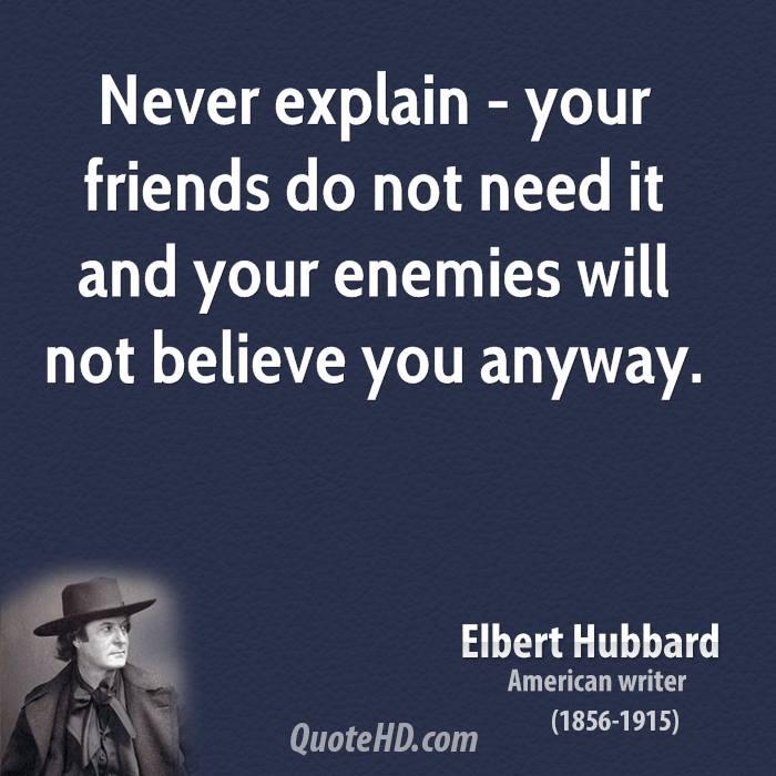 Explain quote #1