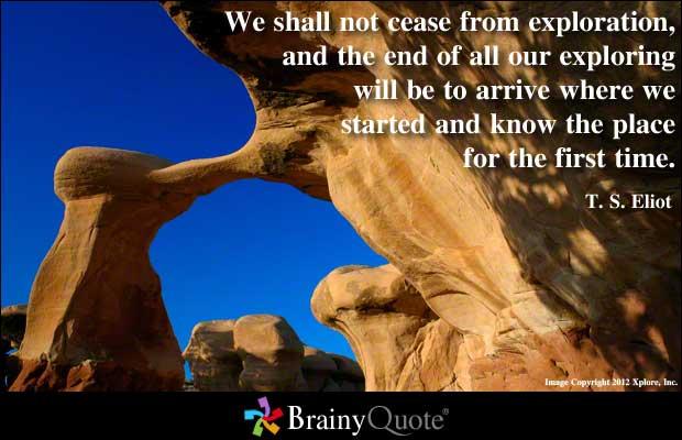 Exploring quote #1