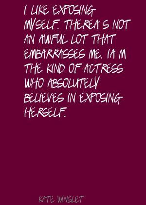 Exposing quote #1