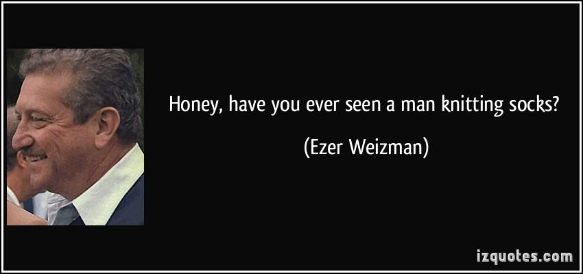Ezer Weizman's quote #1