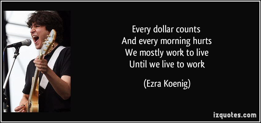 Ezra Koenig's quote #7