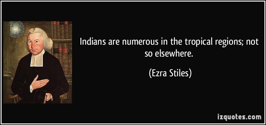 Ezra Stiles's quote #1