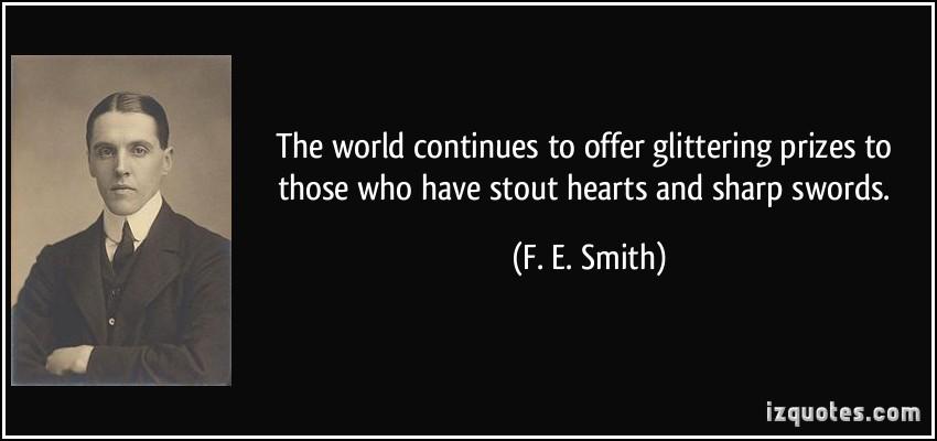 F. E. Smith's quote #7