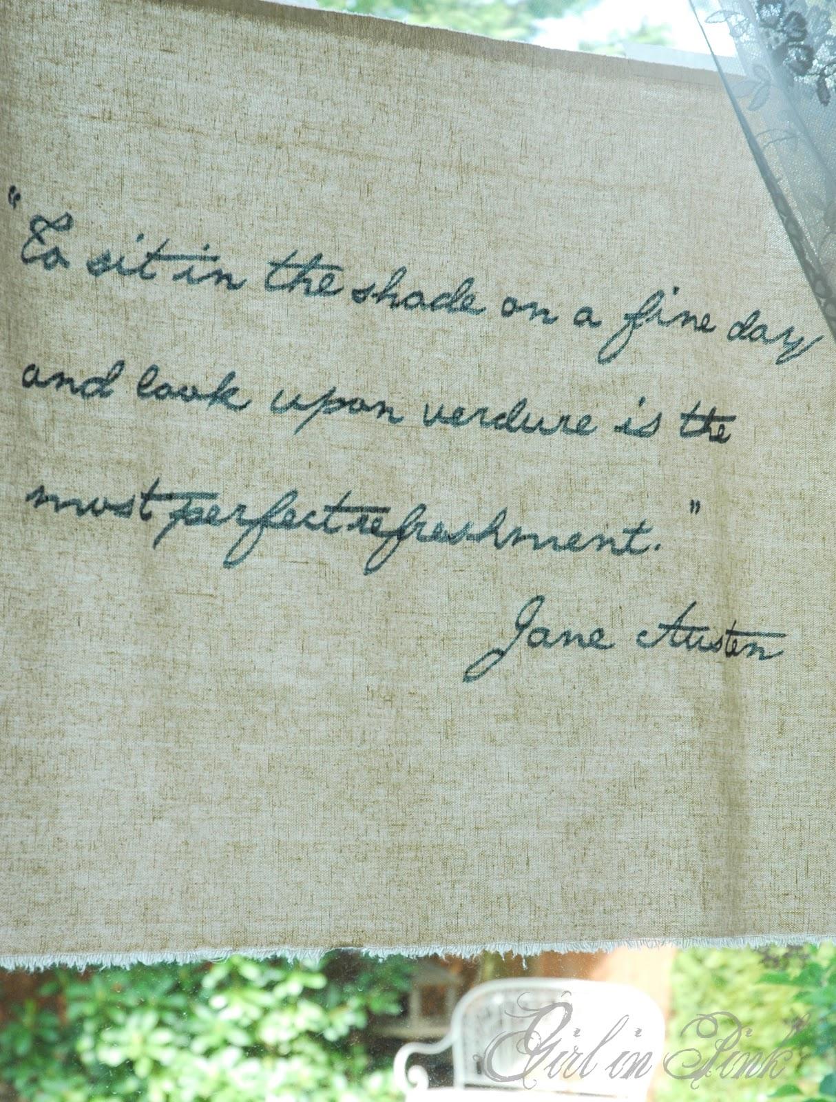 Fabrics quote
