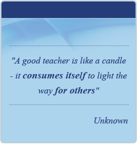 Faculty quote #3