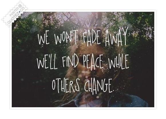 Fade quote #2
