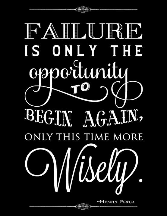 Failures quote #5