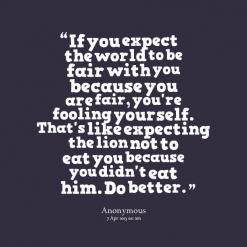 Fair quote #4