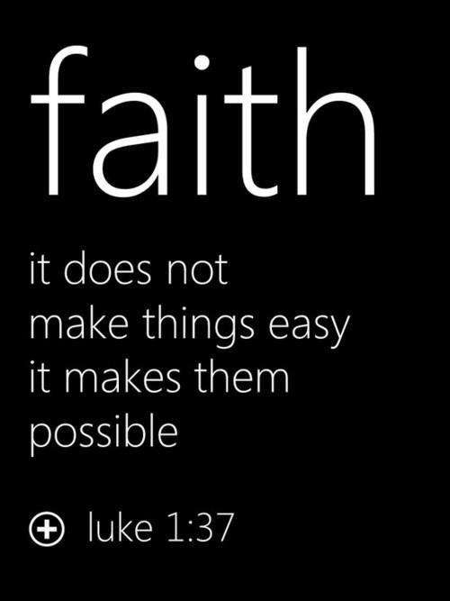 Faith quote #2
