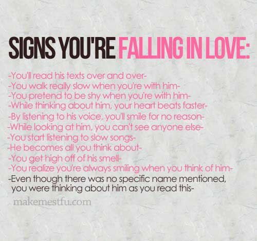 Falling In Love quote #1