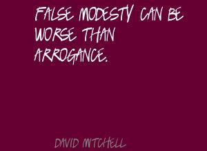 False Modesty quote #2