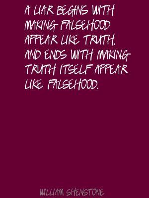 Falsehood quote #4