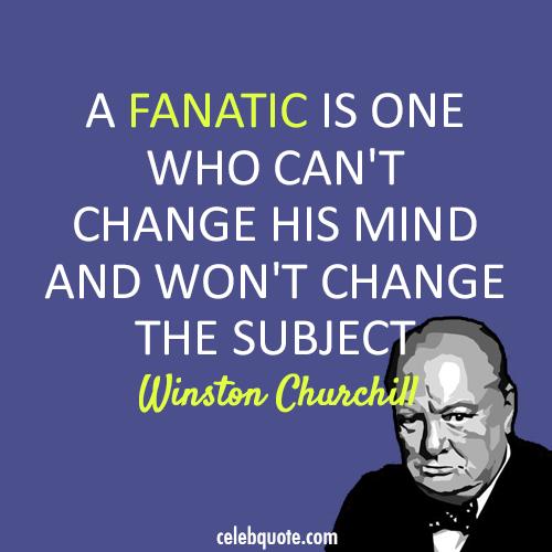 Fanatic quote #1