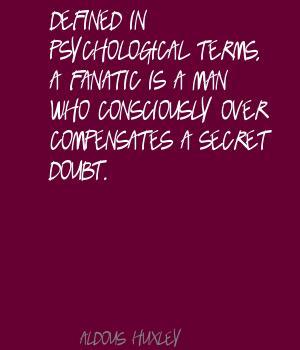 Fanatic quote #6