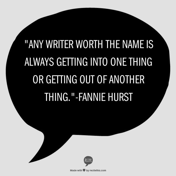 Fannie Hurst's quote #2