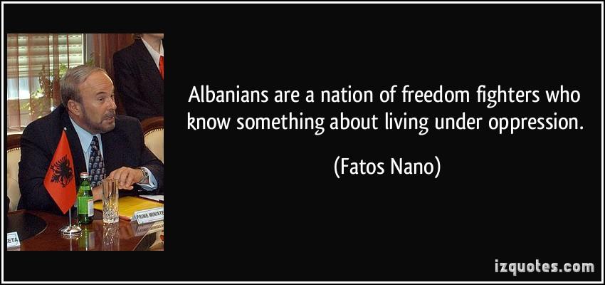 Fatos Nano's quote #4
